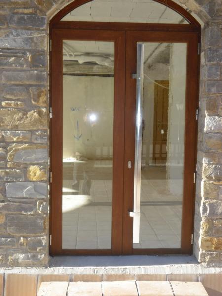 Talleres villamond carpintera de aluminio y hierro - Tirador puerta aluminio ...